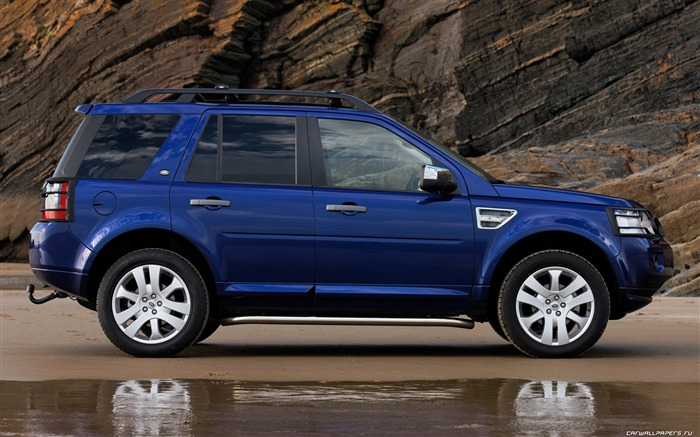 Land Rover Freelander 2 - 2011 HD wallpaper 04 Views:7882