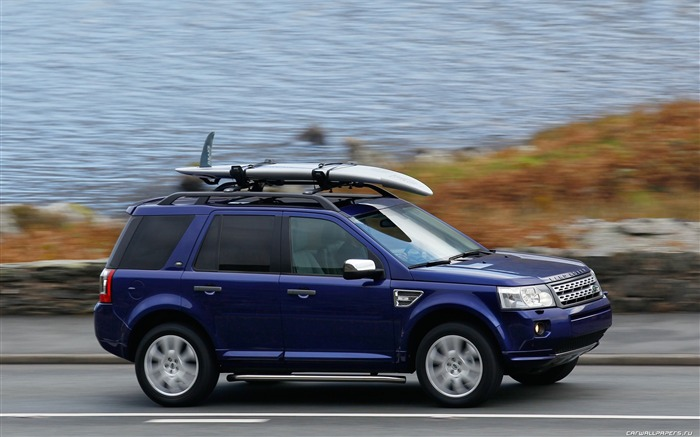 Land Rover Freelander 2 - 2011 HD wallpaper 05 Views:6072