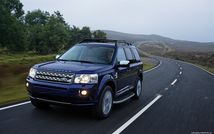 Land Rover Freelander 2 - 2011 HD wallpaper 07 Views:8376