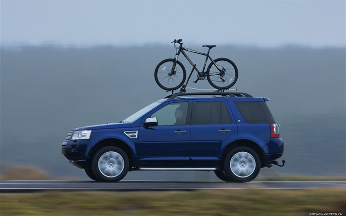 Land Rover Freelander 2 - 2011 HD wallpaper 08 Views:5748