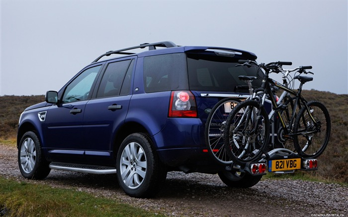 Land Rover Freelander 2 - 2011 HD wallpaper 09 Views:6232