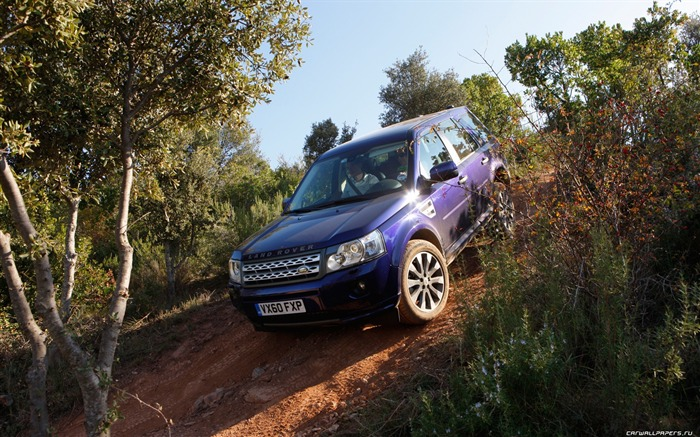 Land Rover Freelander 2 - 2011 HD wallpaper 10 Views:6854