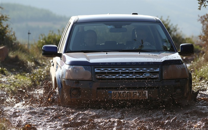 Land Rover Freelander 2 - 2011 HD wallpaper 14 Views:8897