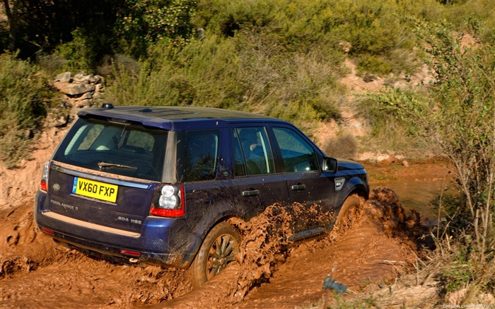 Land Rover Freelander 2 - 2011 HD wallpaper 15 Views:5197
