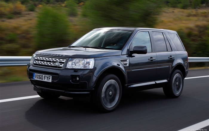 Land Rover Freelander 2 - 2011 HD wallpaper 21 Views:10917