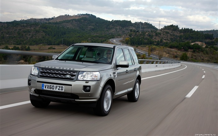 Land Rover Freelander 2 - 2011 HD wallpaper 23 Views:8284