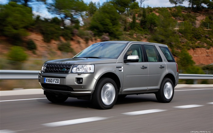 Land Rover Freelander 2 - 2011 HD wallpaper 25 Views:6220