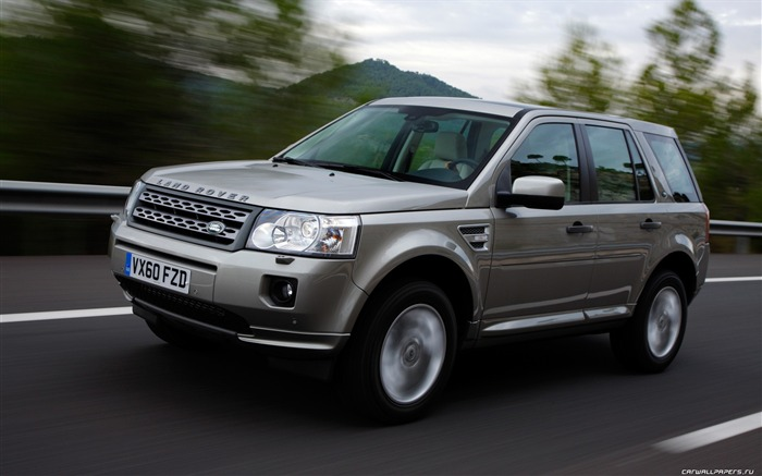 Land Rover Freelander 2 - 2011 HD wallpaper 27 Views:4350
