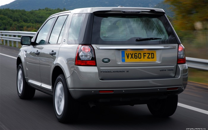 Land Rover Freelander 2 - 2011 HD wallpaper 28 Views:3932