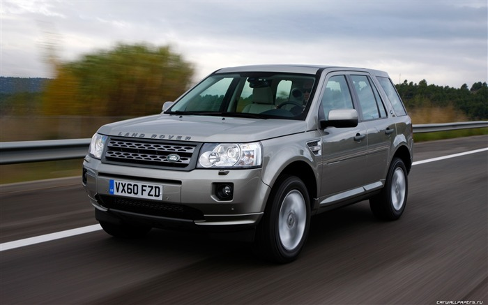 Land Rover Freelander 2 - 2011 HD wallpaper 30 Views:5495