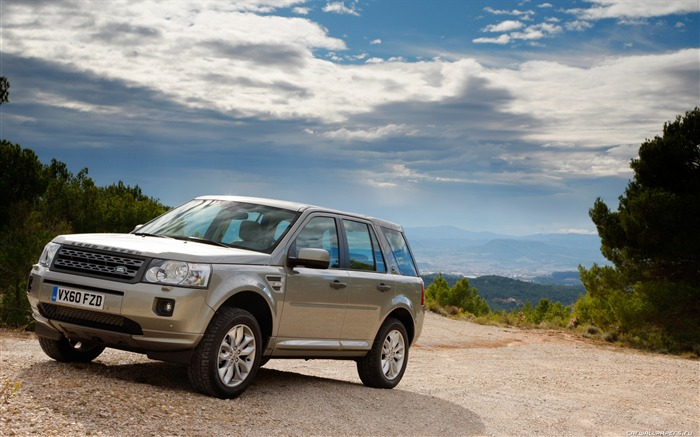 Land Rover Freelander 2 - 2011 HD wallpaper 32 Views:7898