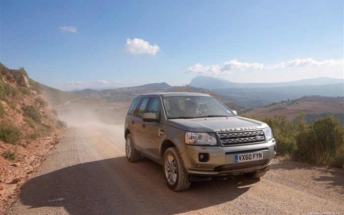 Land Rover Freelander 2 - 2011 HD wallpaper 33 Views:8624