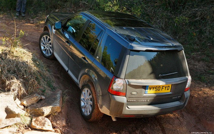 Land Rover Freelander 2 - 2011 HD wallpaper 35 Views:5798