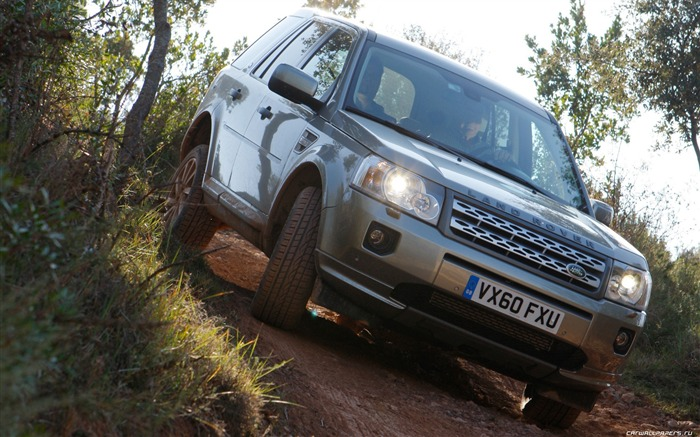 Land Rover Freelander 2 - 2011 HD wallpaper 36 Views:4894