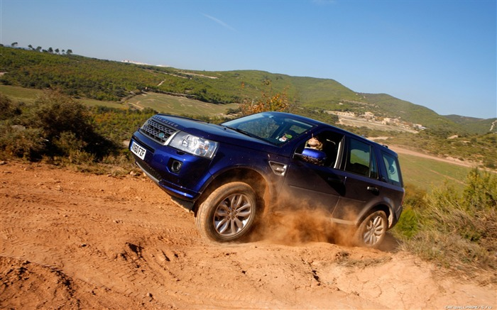Land Rover Freelander 2 - 2011 HD wallpaper Views:10300