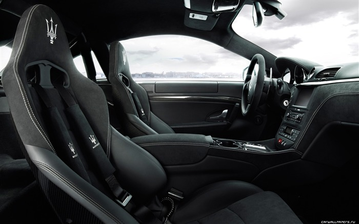 Maserati GranTurismo MC Stradale - 2010 HD wallpaper 01 Views:6999