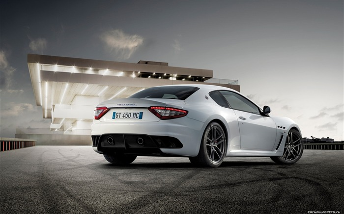 Maserati GranTurismo MC Stradale - 2010 HD wallpaper 10 Views:7572