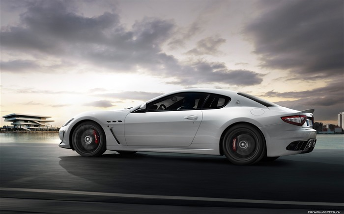 Maserati GranTurismo MC Stradale - 2010 HD wallpaper 14 Views:8873