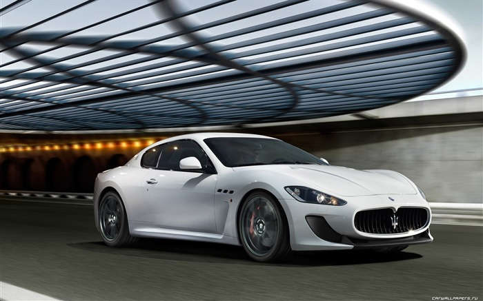 Maserati GranTurismo MC Stradale - 2010 HD wallpaper 15 Views:8696