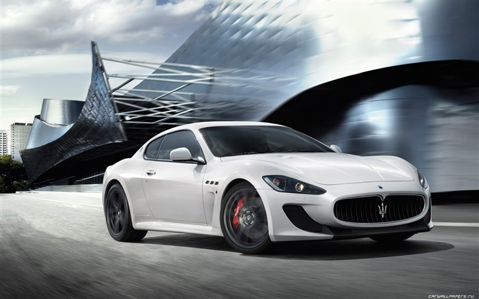 Maserati GranTurismo MC Stradale - 2010 HD wallpaper 16 Views:9832