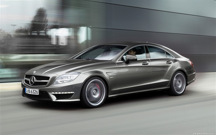 Mercedes-Benz CLS63 AMG - 2010 Views:14310