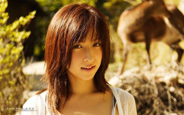 Sweet beauty Kasumi Nakane HD wallpaper 2 Views:32258