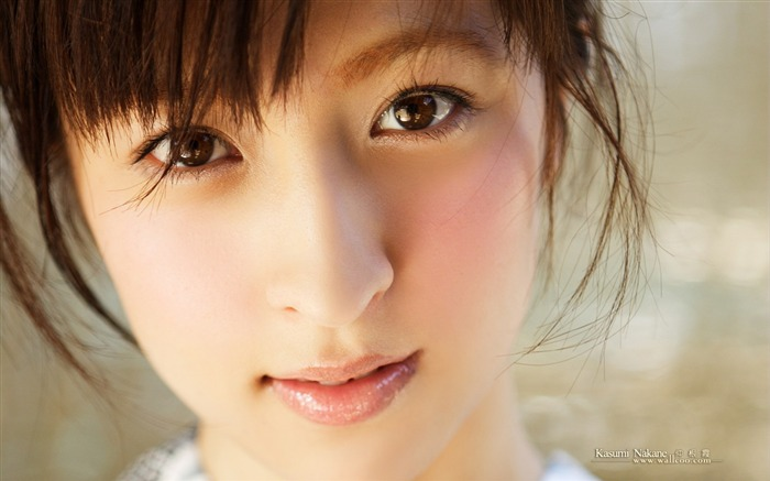 Sweet beauty Kasumi Nakane HD wallpaper Views:18241