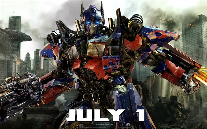 The Dark Of The Moon Transformers 3 HD Wallpapers Views:9227