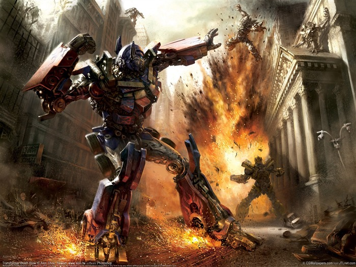 Transformers The Dark Of The Moon Transformers 3 HD Wallpapers 8 Views:9066