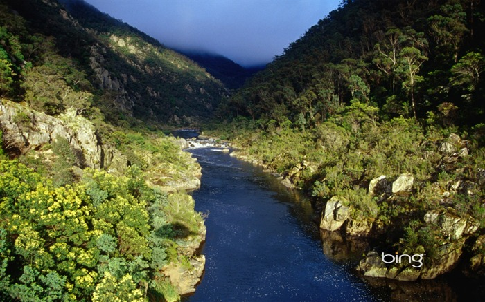 Victorias Snowy River National Park Wallpaper Views:5498 Date:6/20/2011 11:30:02 PM