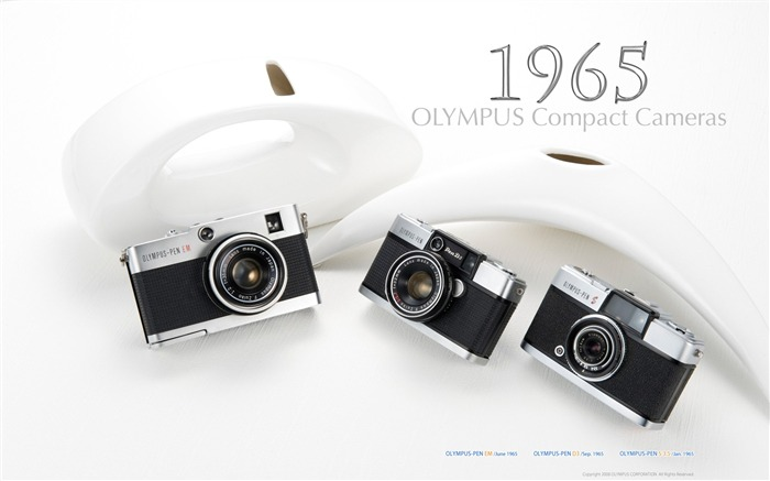 1965 Oplympus Compact Cameras Views:6204