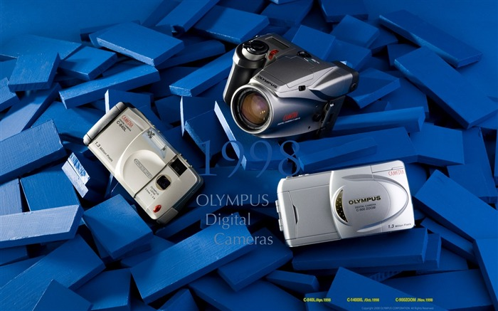 1997 Oplympus SLR Cameras Views:5935