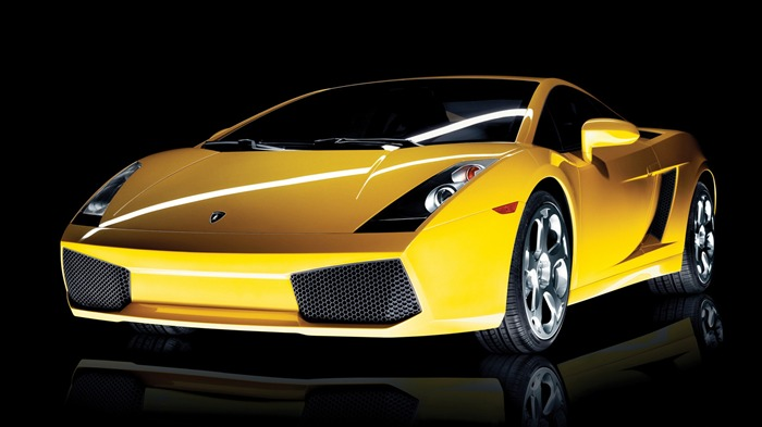 2003 Lamborghini Gallardo HD Desktop Wallpaper Views:11975