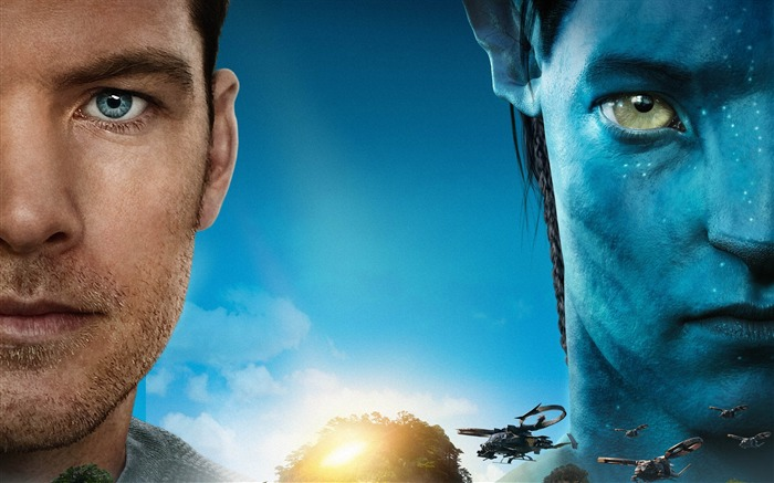 America Science Fiction Classic Movie - Avatar HD Wallpaper Views:12568