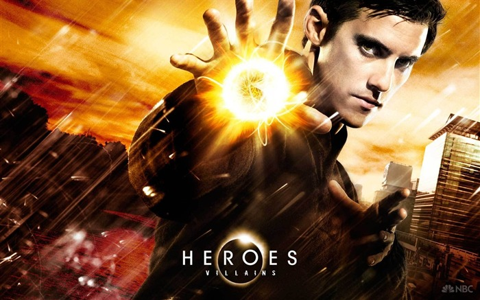 American TV series-Heroes HD Wallpaper Views:13807