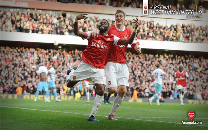 Arsenal 1-0 West Ham United Wallpaper Views:8459 Date:7/11/2011 7:09:49 AM