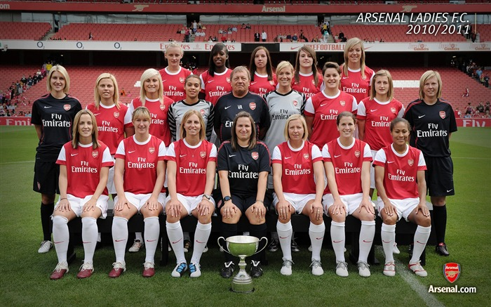 Arsenal Ladies Squad 2010-2011 wallpaper Views:11497 Date:7/11/2011 7:17:22 AM