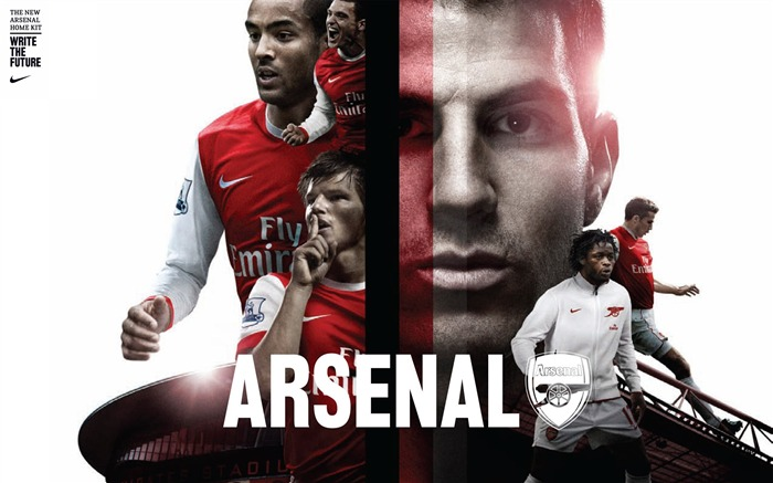 Arsenal home kit 2010-11 wallpaper Views:9533 Date:7/11/2011 7:16:46 AM