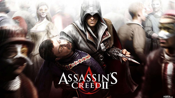 Assassin Creed Brotherhood Wallpaper Views:8544