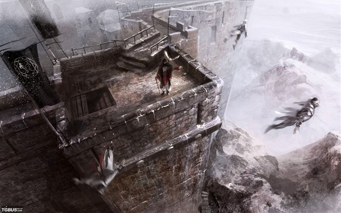 Assassin Creed Brotherhood Wallpaper 02 Views:10909