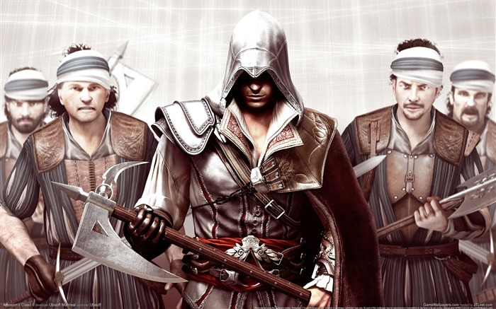 Assassin Creed Brotherhood Wallpaper 04 Views:16824