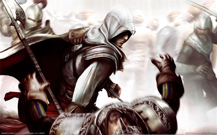 Assassin Creed Brotherhood Wallpaper 05 Views:14472