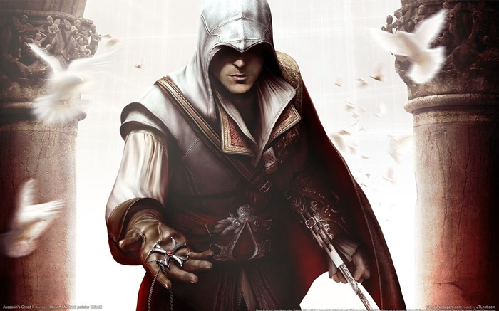 Assassin Creed Brotherhood Wallpaper 07 Views:13575
