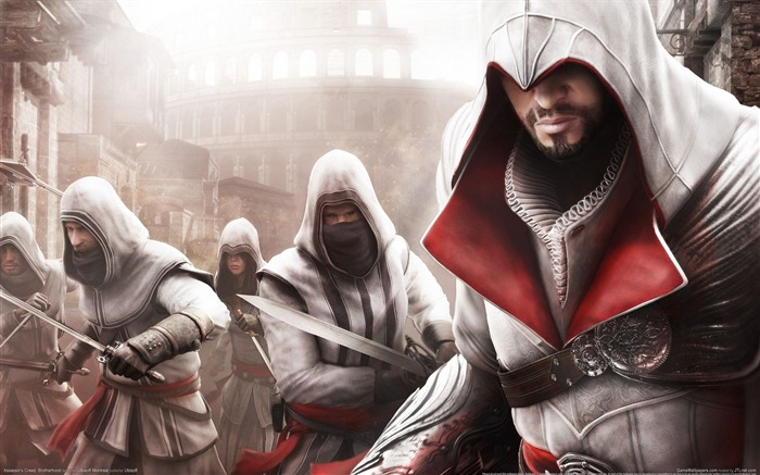 Assassin Creed Brotherhood Wallpaper 12 Views:65454