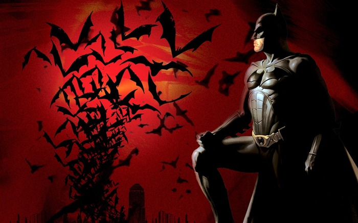 Batman Begins Game Wallpaper Views:15867 Date:7/18/2011 4:41:09 PM