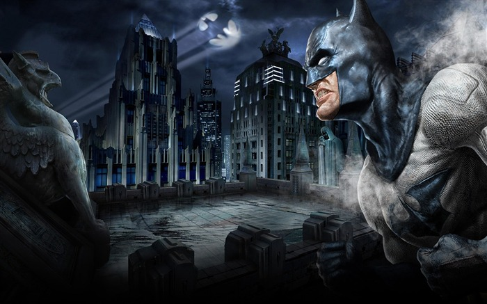Batman in Mortal Kombat VS DC Universe Game Wallpaper Views:18977 Date:7/18/2011 4:41:49 PM