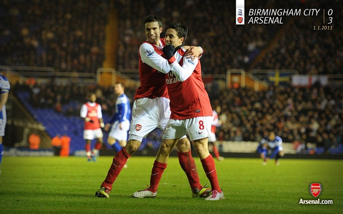 Birmingham City 0-3 Arsenal Wallpaper Views:5750 Date:7/11/2011 7:18:37 AM