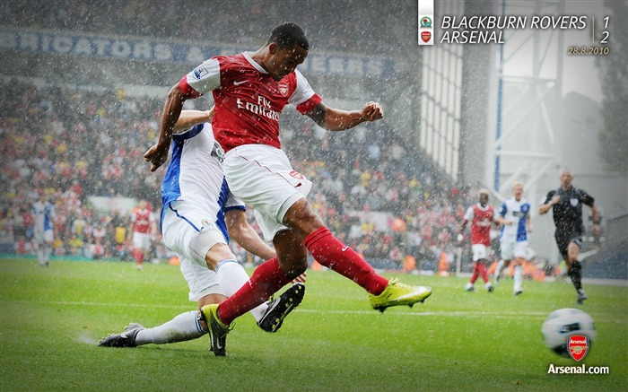 Blackburn Rovers 1-2 Arsenal Wallpaper Views:6601 Date:7/11/2011 7:19:03 AM