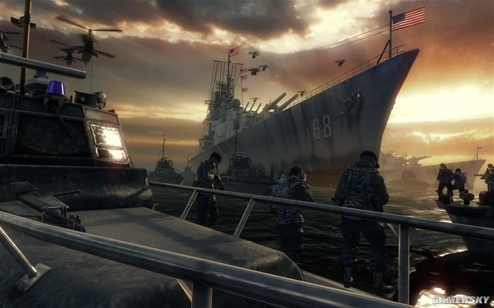 Call of Duty 7 Black Ops HD Games Wallpapers-Second Series 01 Views:6657