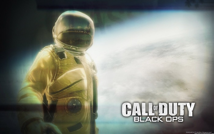 Call of Duty 7 Black Ops HD Games Wallpapers-Three Series 24 Views:3610